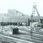 Schachtanlage 3/4/7 im Jahr 1957