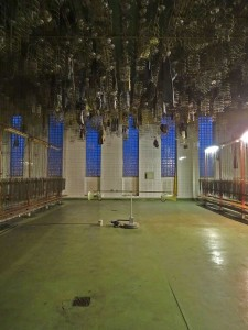 Raum- und Klanginstallation von Julia Batzdorf